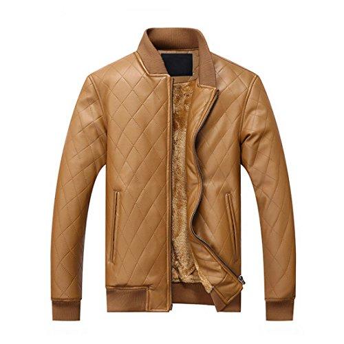 Leathe Jacket - 3