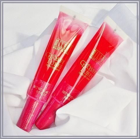 Milani Glossy Tubes - Ultra Lip Shine	09 Cherry Pop Shine -