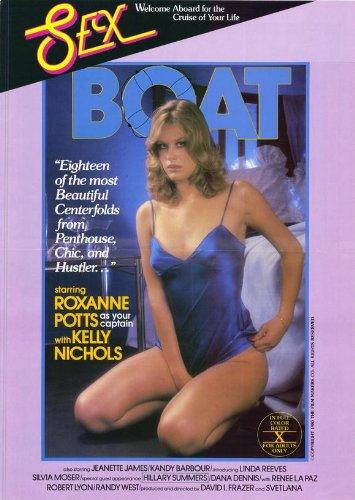 Sex Boat cartel Póster (27 x 101,6 cm - 69 cm x 102 cm ...