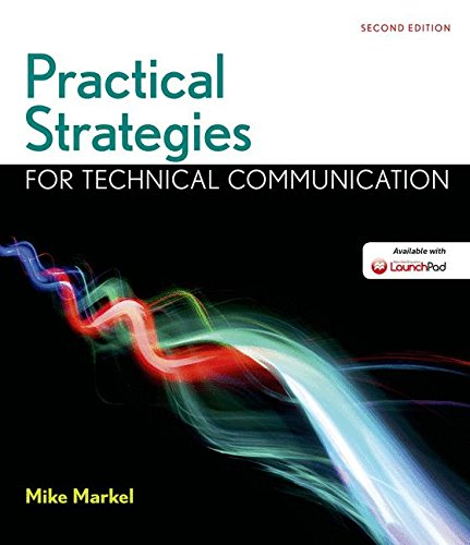 Pdf Reference Practical Strategies for Technical Communication