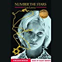 Number the Stars Audiobook by Lois Lowry Narrated by Blair Brown
