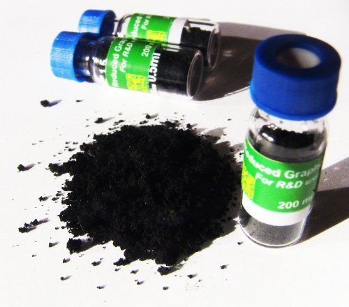 Reduced Graphene Oxide, Solid Powder, 200 - Tracking International First Class Mail Number