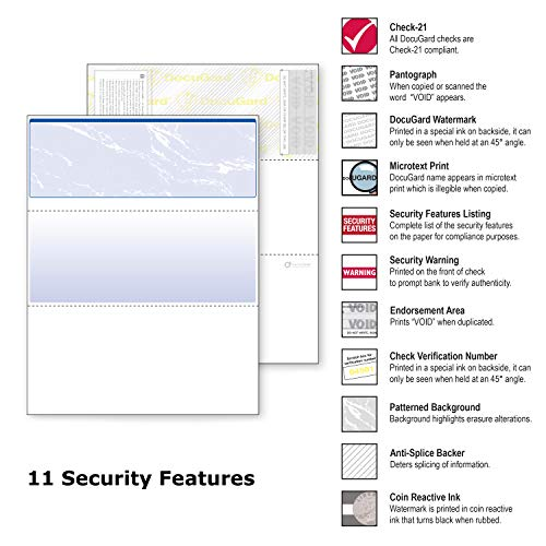 Office Products Check Writers ghdonat.com 2500 Laser Security ...