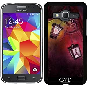 Funda para Samsung Galaxy Core Prime (SM-G360) - Atrápame Si Me Caigo by Rouble Rust