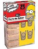 Novelty Juego Torre del Beber The Simpsons