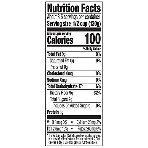 Westbrae Natural Organic Lentil Beans, No Salt Added, 25 Oz (Pack of 12) (Packaging May Vary)