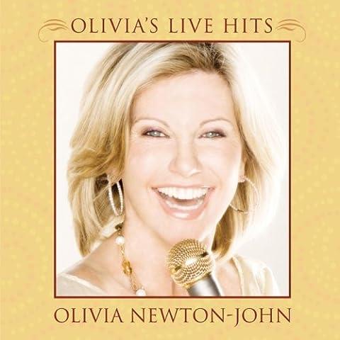 Olivia's Hits Live [Us Import] By Olivia Newton-John (2008-01-15) (Olivia Newton John Live Cd)