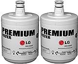 LG LT500P-2 500 Gallon Capacity Vertical Water Filter, 2-Pack