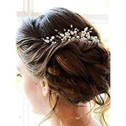 Missgrace Bridal Vintage Hair Comb Bridal Headpiece Bridal Hair Piece Wedding Hair Piece Wedding Headpiece Wedding Hair Comb Grecian Headpiece Wedding Hair Accessories