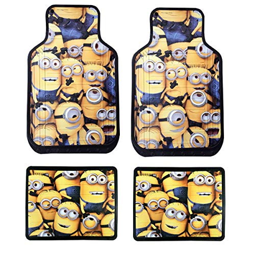 Admirable Yupbizauto 10 Pieces Despicable Me Minion Andrewgaddart Wooden Chair Designs For Living Room Andrewgaddartcom