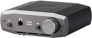 Monolith Liquid Spark Headphone Amplifier - by Alex Cavalli with RCA Input, Single 1/4 Output 1.3Watt@50R, 108Db