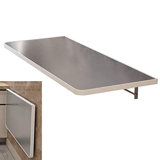 De Pared Plegable Mesa De Alas Abatibles - Plegable De Cocina Mesa ...