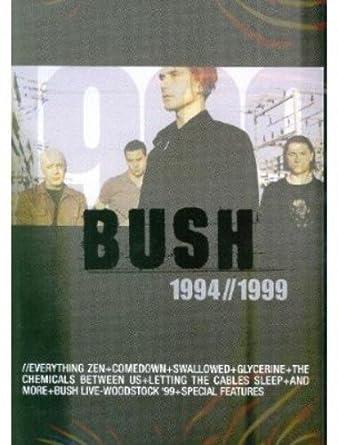 Amazon com: Bush - 1994/1999 [IMPORT]: Bush: Movies & TV