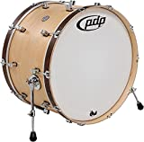 PDP Concept Maple Classic Bass Drum - 14''x24'' - Natural