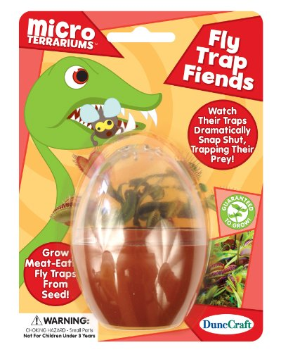 Dunecraft Fly Trap Fiends Science Kit
