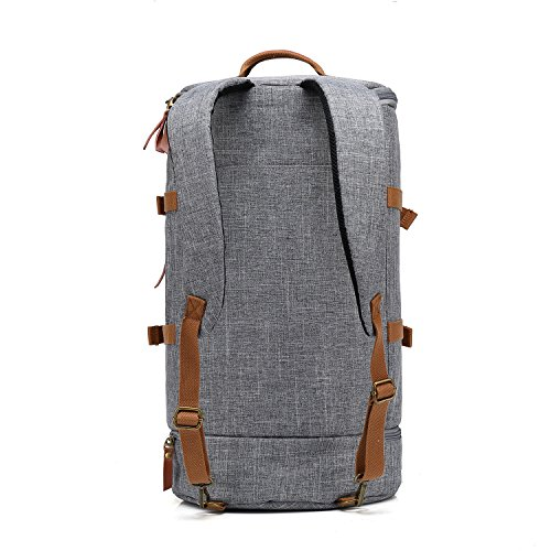 46ebfc4dcb CoolBELL Sport Backpack Convertible Bag Shoulder Bag Briefcase 45L Travel  Knapsack Light-Weight Water-