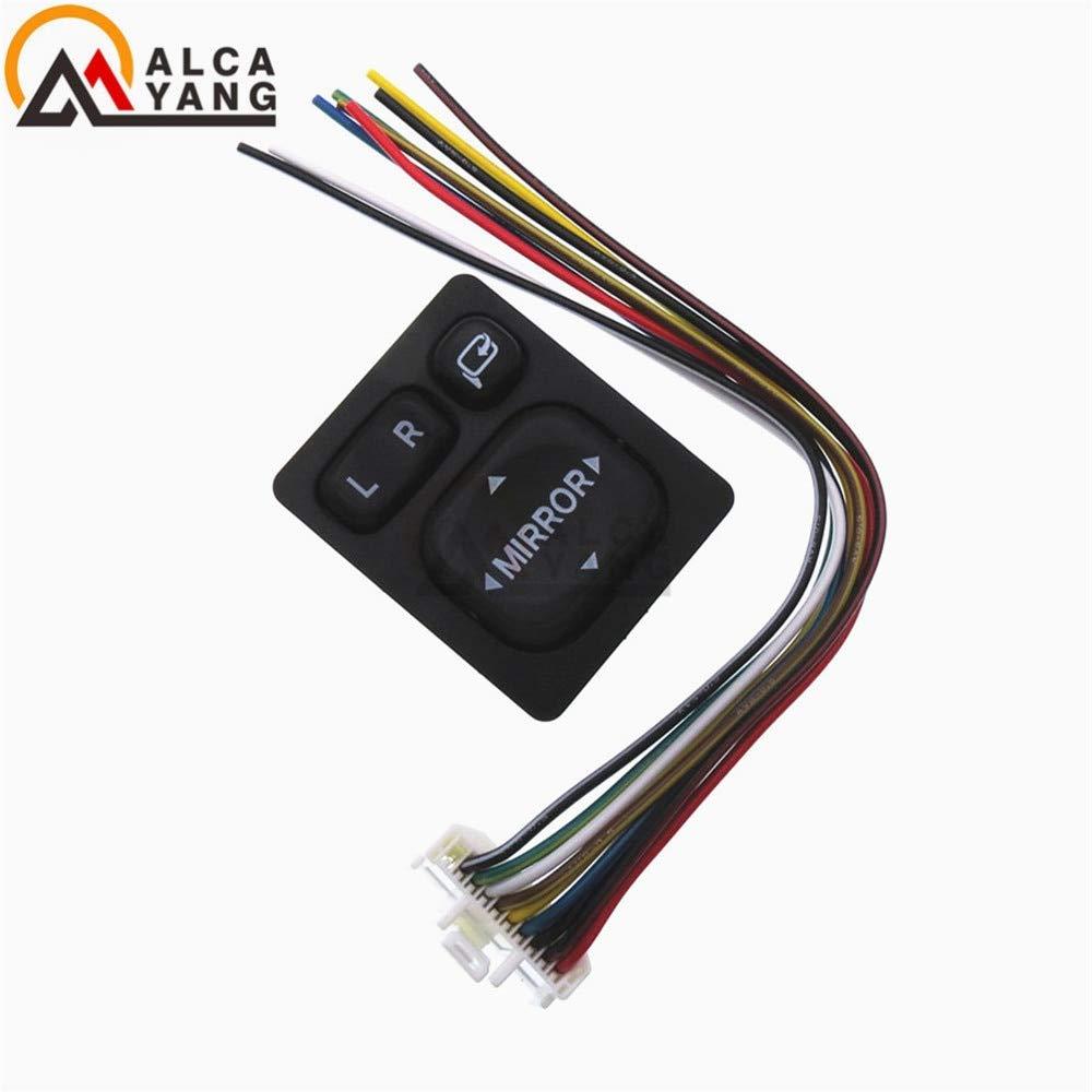 Interior Switches Power Mirror Control Switch 84872-52030 84870 ...