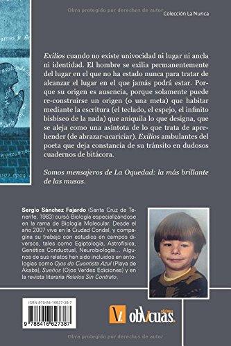 Amazon.com: EXILIOS (Spanish Edition) (9788416627387): SERGIO CHESÁN: Books