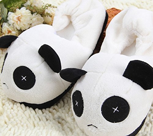 Panda Pantoufles Chaussures Gr Home Slippers Cute Winter fZ0WP5Apqv