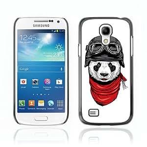 Designer Depo Hard Protection Case for Samsung Galaxy S4 Mini / Cool Panda Soldier