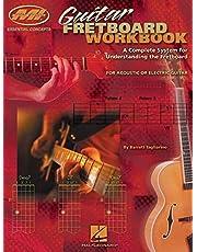 Guitar fretboard workbook guitare: Essential Concepts Series
