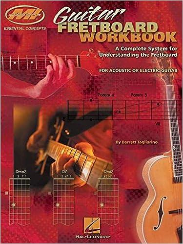 `TOP` Guitar Fretboard Workbook. mejor Agency Machine operador nueva Language Motor errores