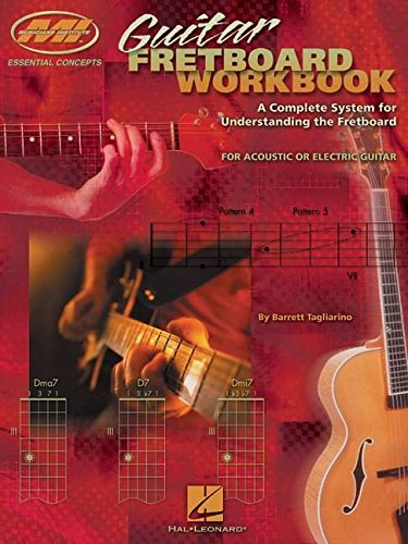 Guitar Fretboard Workbook ()