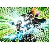 GCCDX Mega Man Battle Network Megaman vs. Bass