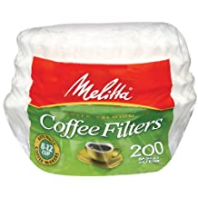Melitta 629520 Basket-200's PAB-200 Poly Bagm, Filter Paper, Green