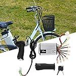 Bnineteenteam-Regolatore-di-velocit-con-spazzole-motorizzate-con-Impugnatura-di-bloccaggio-a-Farfalla-e-Display-di-Alimentazione-per-e-Bike-36v-48V-1000W