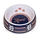 Sporty K9 MLB Detroit Tigers Pet Bowl, Large