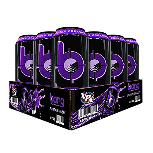 (Vpx Bang Rtd, Purple Haze, 16 Fl. Oz (12 Count))