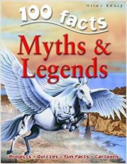 100 Facts on Myths and Legends English By MacDonald Fiona ...