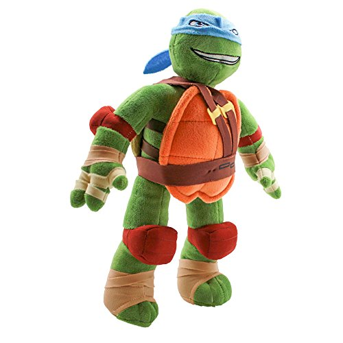 Nickelodeon Universe Teenage Mutant Ninja Turtles Leonardo Plush]()