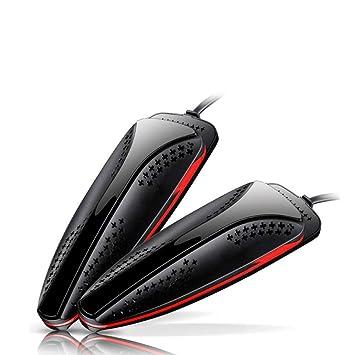 DSFGHE Calzado Secador/Calentador Secador De Calzado De Horneado Rápido para Desodorizar En Casa,Black: Amazon.es: Hogar