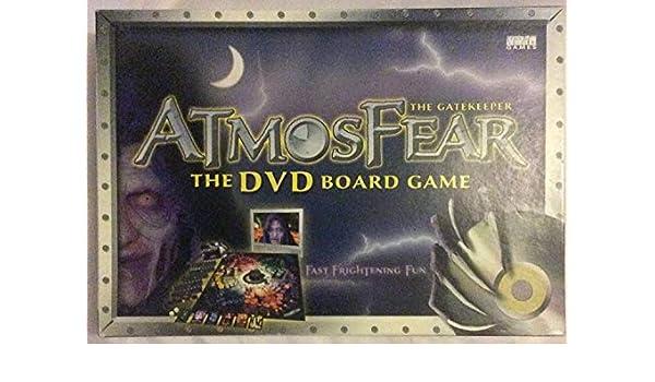 Vivid Imaginations Atmosfear, Juego de DVD: Amazon.es: Juguetes y ...