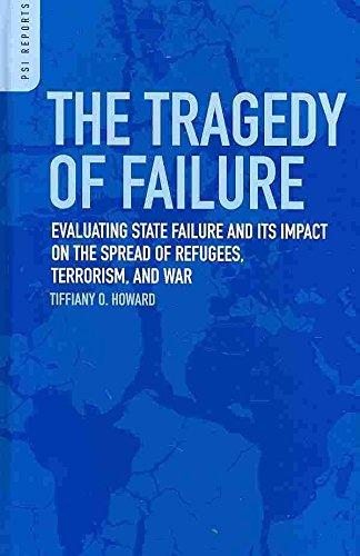 By Tiffiany O. Howard - The Tragedy of Failure: Evaluating State Failure and Its Impact o (2010-05-06) [Hardcover] pdf epub