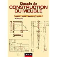 Dessin de construction du meuble - 2e ed.