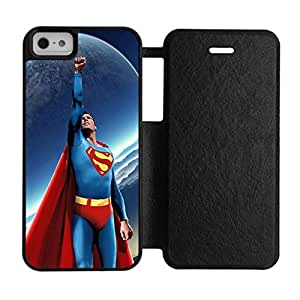 With Superman Comics Stand Cover Proctecion Back Phone Cover For Girly For Apple Iphone 5/5S Choose Design 4