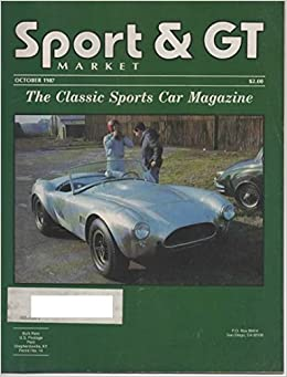 Sport And GT Market The Classic Sports Car Magazine October - Sports cars magazine
