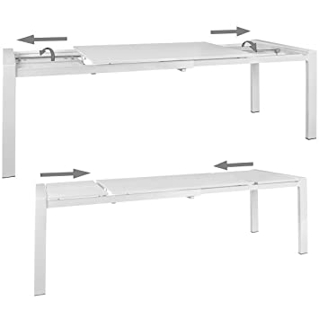 Home Collection24 Table A Manger Extensible Glory 140 X 76 X 90 Cm