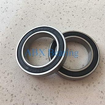 2PCS MR2437 24X37X7mm 2RS  Si3N4 Ceramic  BB90 Bicycle Bike Cartridge Bearing