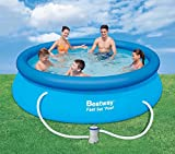 Bestway 10' x 30'' Inflatable Fast Set Pool Kit