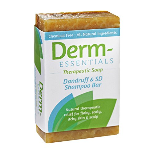 Derm-Essentials Therapeutic Soap - Dandruff & SD Shampoo Bar