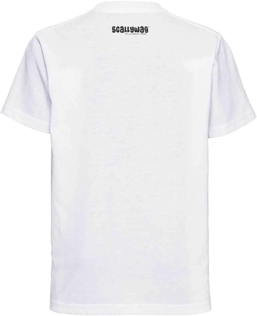 offizielle D/&C Hockey Kollektion vom Eishockey Magazin 3XL I A BRAYCE/® Collaboration Scallywag/® Eishockey T-Shirt Dump /& Chase Viva EL Hockey I Gr/ö/ßen S