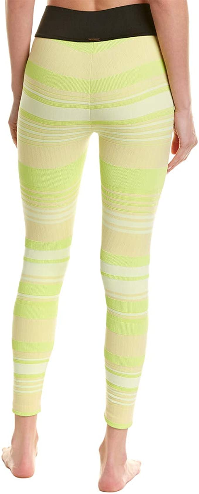 Koral Womens Gradient High Rise Leggings Trilogy Extra Small Small