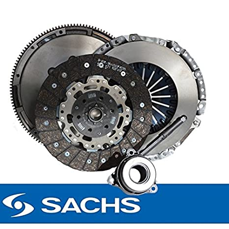 SACHS-KIT DE VOLANTE EMBRAGUE-SKODA OCTAVIA VW TOURAN 140cv-170cv TDI 2,0: Amazon.es: Coche y moto
