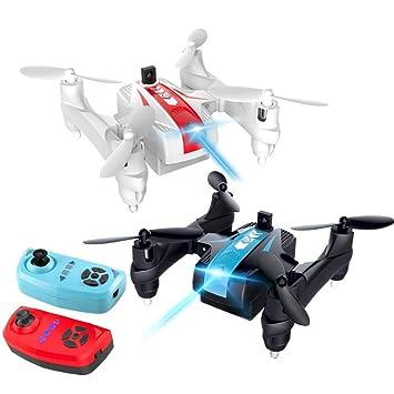 Drone para niños, Mini Battle Drone 2.4G 4CH 6-Axis RC Quadcopter ...