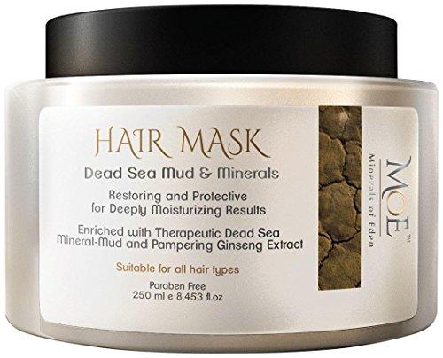 Minerals of Eden Hair Mask - 8.453 Oz