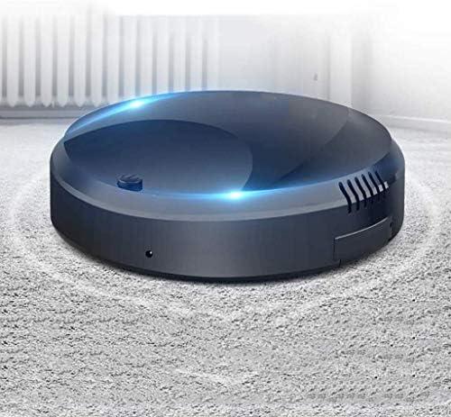 8bayfa Meyeye Super Silencieux d\'aspiration Aspirateur Robot à Grande capacité de Stockage USB de Charge Garbage Robot Balayer, Facile Programme de Nettoyage